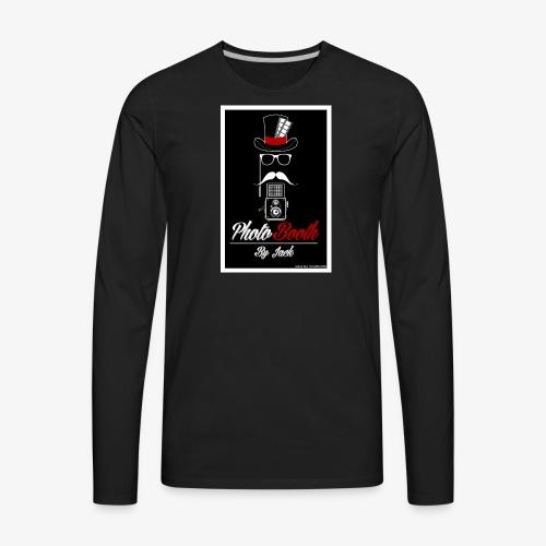 pb JACK - Men's Premium Long Sleeve T-Shirt
