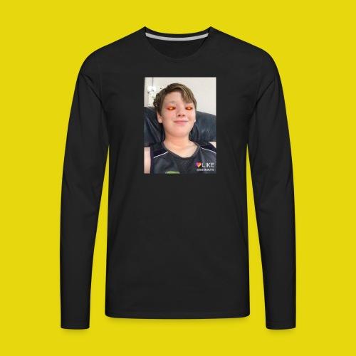 Evil - Men's Premium Long Sleeve T-Shirt