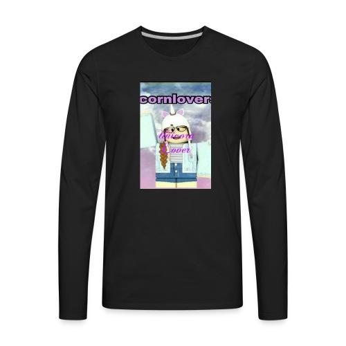 Unicorn Lover - Men's Premium Long Sleeve T-Shirt