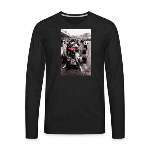 VINTAGE VELOCE - Men's Premium Long Sleeve T-Shirt