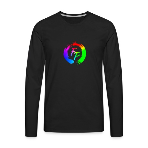 Flashpoint27 merch - Men's Premium Long Sleeve T-Shirt