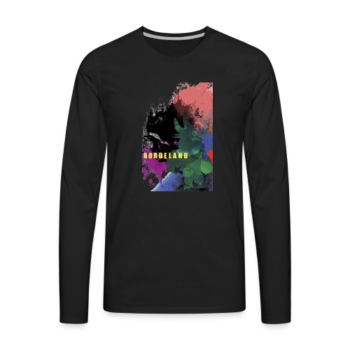 Bunny Doom Bordeland - Men's Premium Long Sleeve T-Shirt