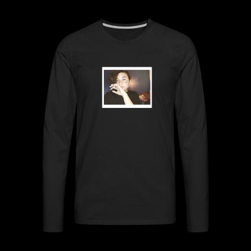 heybigboy2 - Men's Premium Long Sleeve T-Shirt
