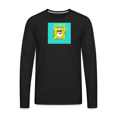SNAPBOI - Men's Premium Long Sleeve T-Shirt