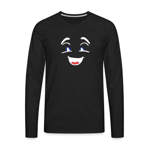 im happy - Men's Premium Long Sleeve T-Shirt