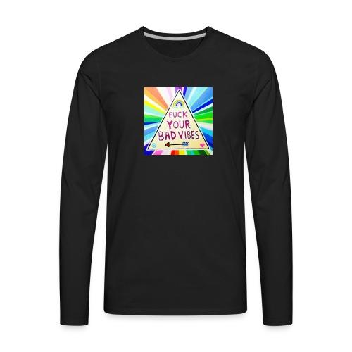 Bad vibes - Men's Premium Long Sleeve T-Shirt