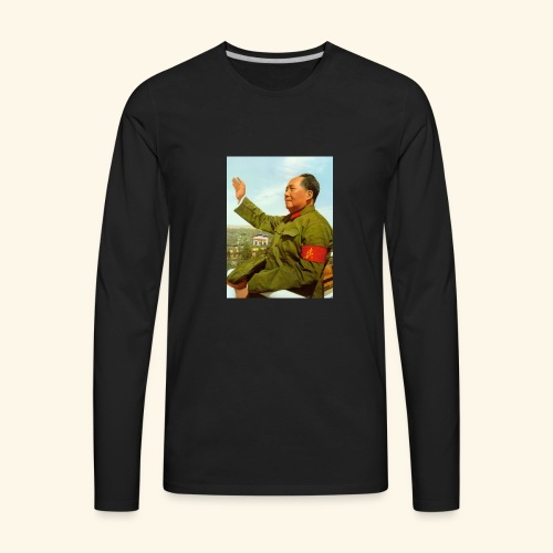 MAO - Men's Premium Long Sleeve T-Shirt