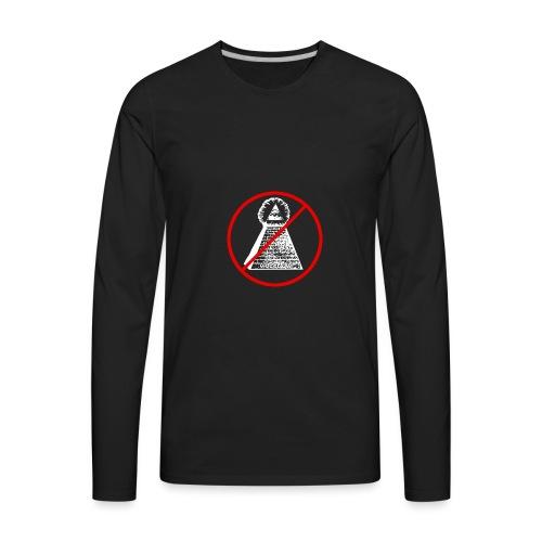 Illuminati - Men's Premium Long Sleeve T-Shirt