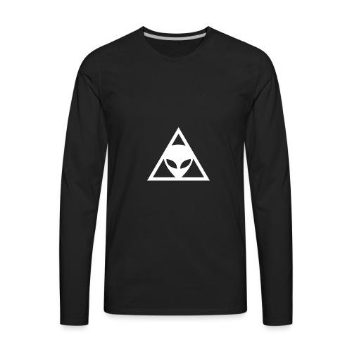 Alien Conspiracy - Men's Premium Long Sleeve T-Shirt
