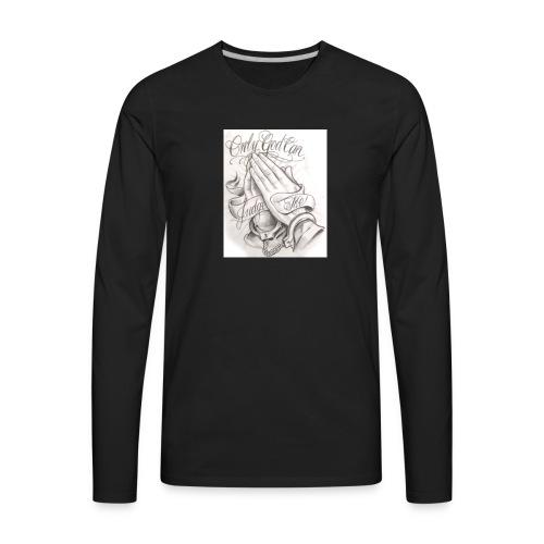 received 2009763685717360 - Men's Premium Long Sleeve T-Shirt