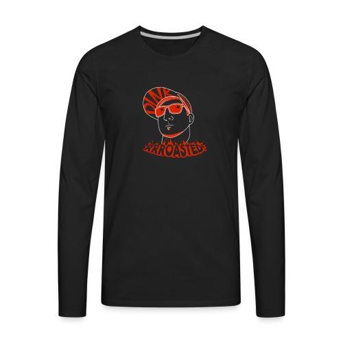 Dark Dink T-Shirt - Men's Premium Long Sleeve T-Shirt