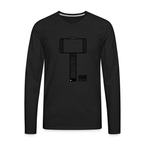 thor - Men's Premium Long Sleeve T-Shirt