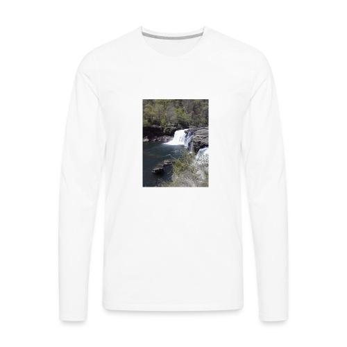 LRC waterfall - Men's Premium Long Sleeve T-Shirt