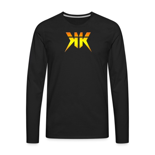Krypton Gaming - Men's Premium Long Sleeve T-Shirt