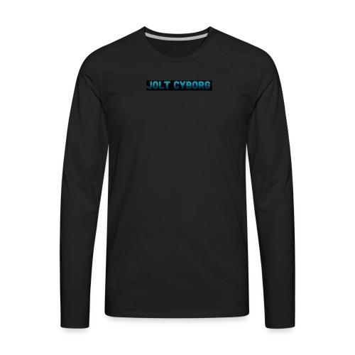 JoLt - Men's Premium Long Sleeve T-Shirt