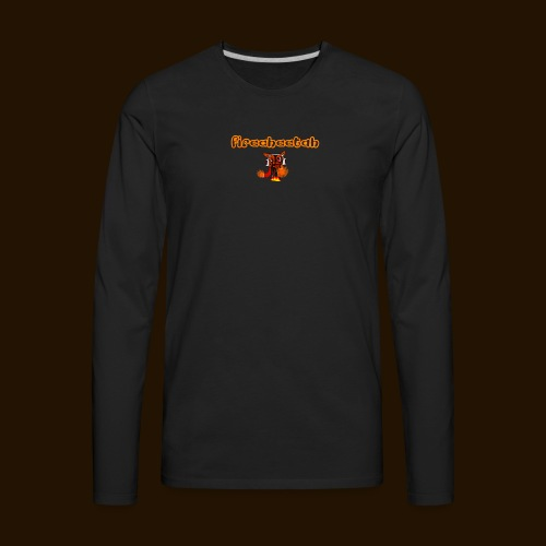 627201719218 - Men's Premium Long Sleeve T-Shirt