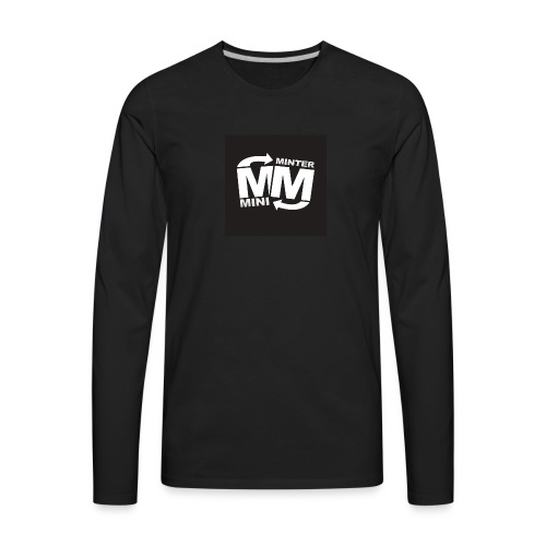 Miniminter merchandise - Men's Premium Long Sleeve T-Shirt