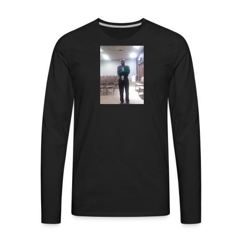 COUN 086 - Men's Premium Long Sleeve T-Shirt