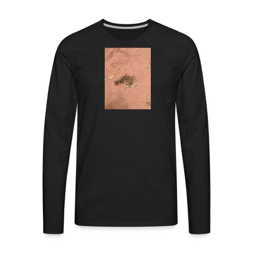 POOP - Men's Premium Long Sleeve T-Shirt