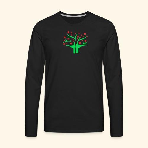 Be free - Men's Premium Long Sleeve T-Shirt