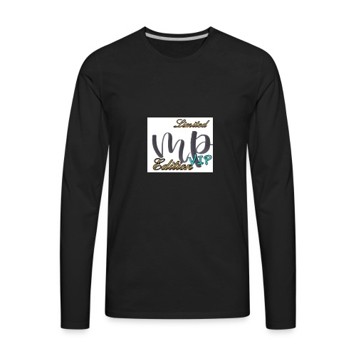 VIP Limited Edition Merch - Men's Premium Long Sleeve T-Shirt