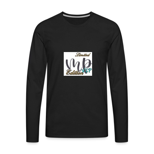 VIP Limited Edition Merch - Men's Premium Long Sleeve T-Shirt