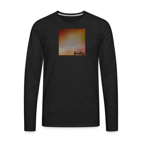 fresh iyi - Men's Premium Long Sleeve T-Shirt