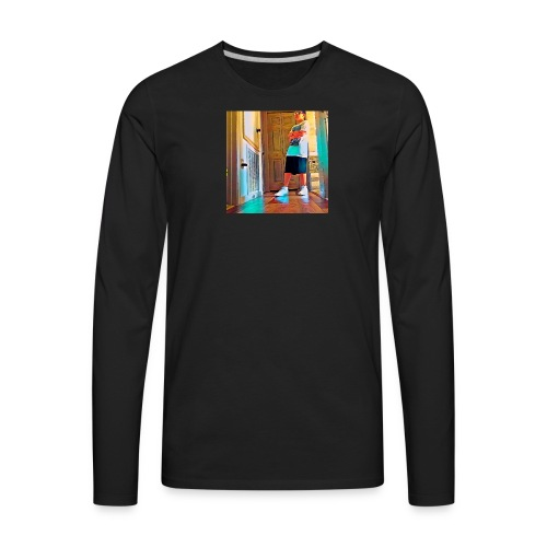 TheDabMaster21 - Men's Premium Long Sleeve T-Shirt