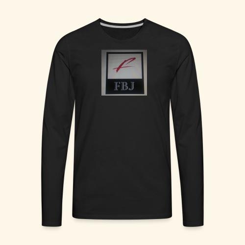 Original FBJ 2017 Merchandise - Men's Premium Long Sleeve T-Shirt