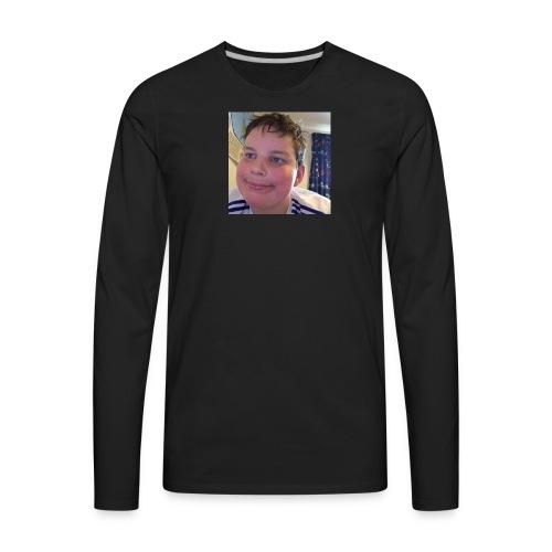 photo 1 - Men's Premium Long Sleeve T-Shirt