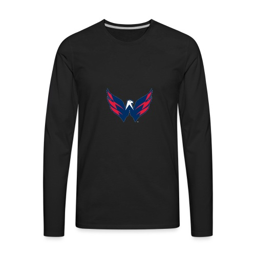 The Eagle - Men's Premium Long Sleeve T-Shirt