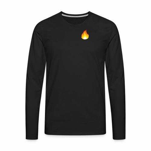 LIT - Men's Premium Long Sleeve T-Shirt