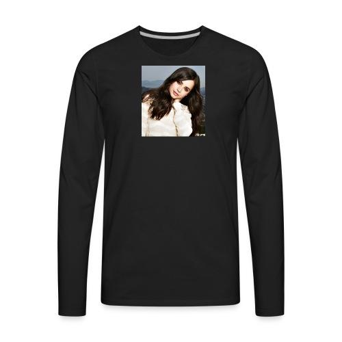 Sofia Carson - Men's Premium Long Sleeve T-Shirt