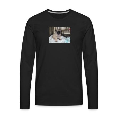 Kibbles - Men's Premium Long Sleeve T-Shirt