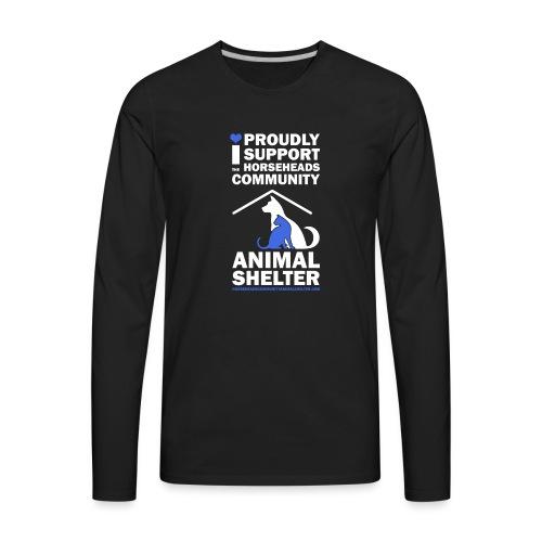 iSUPPORT - Men's Premium Long Sleeve T-Shirt