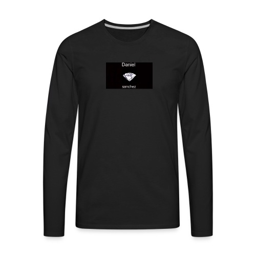 daniel merch - Men's Premium Long Sleeve T-Shirt