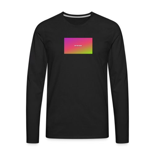 notsayingS - Men's Premium Long Sleeve T-Shirt