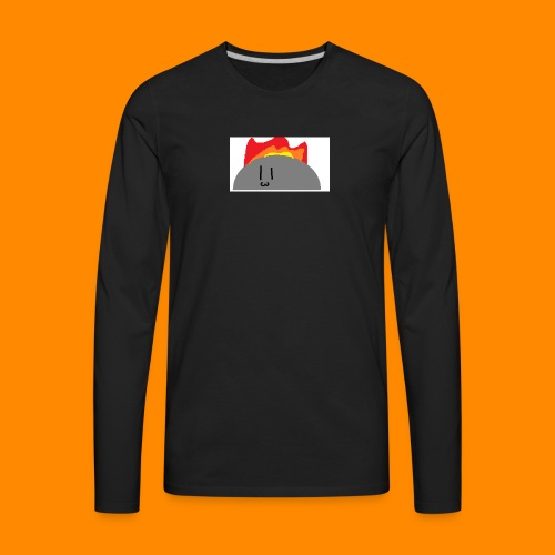 Hotstone - Men's Premium Long Sleeve T-Shirt