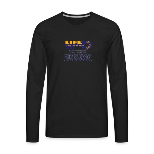 PJeans4 - Men's Premium Long Sleeve T-Shirt