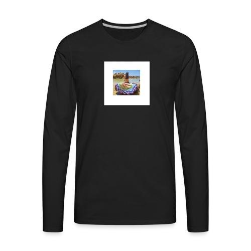 Demo - Men's Premium Long Sleeve T-Shirt