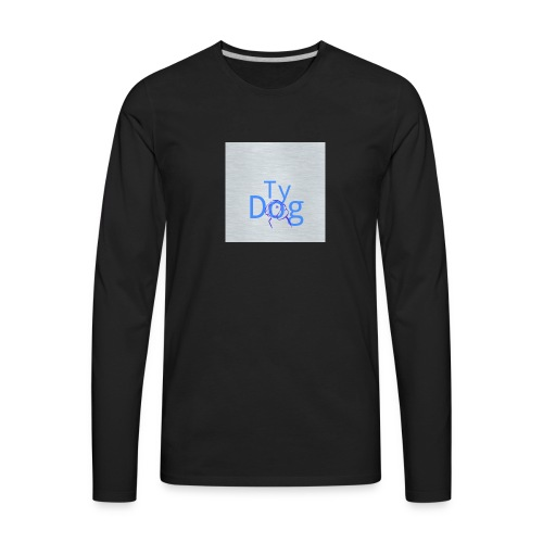 Tydog design - Men's Premium Long Sleeve T-Shirt