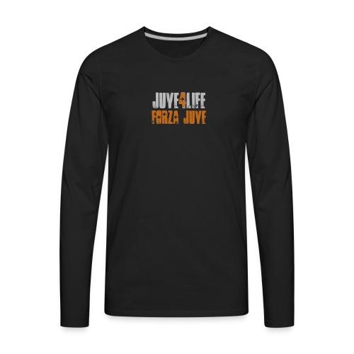 Forza Juve - Men's Premium Long Sleeve T-Shirt