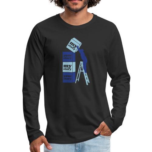 Storytopper - Men's Premium Long Sleeve T-Shirt