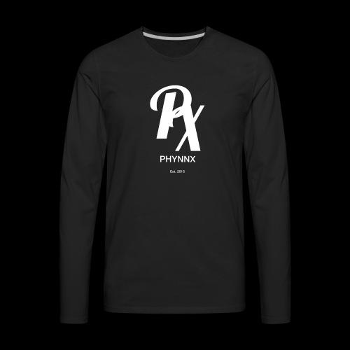 Phynnx - Men's Premium Long Sleeve T-Shirt