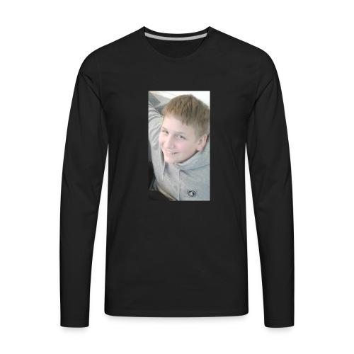 EvanTVSignatureMerch - Men's Premium Long Sleeve T-Shirt