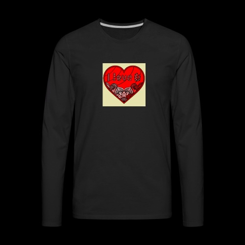DE1E64A8 C967 4E5E 8036 9769DB23ADDC - Men's Premium Long Sleeve T-Shirt