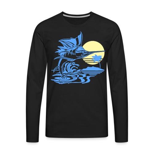 Sailfish - Men's Premium Long Sleeve T-Shirt