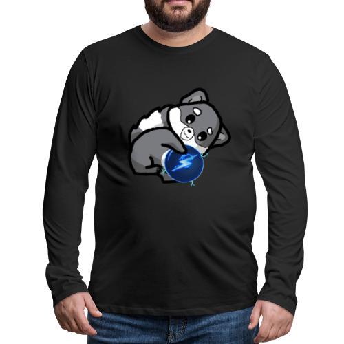 Eluketric's Zapp - Men's Premium Long Sleeve T-Shirt