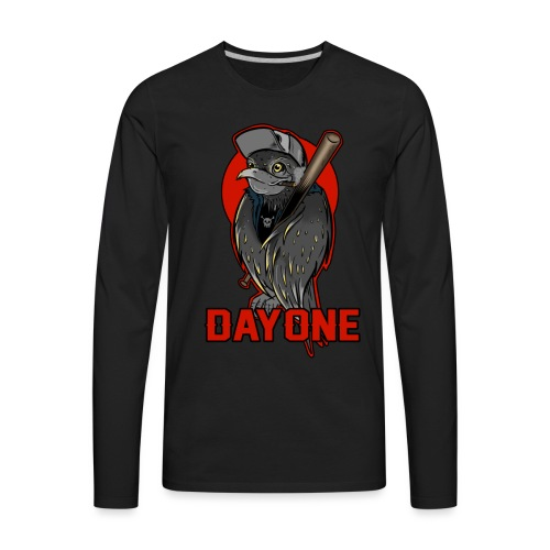 d15 - Men's Premium Long Sleeve T-Shirt