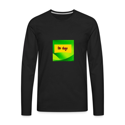 kids t shirt - Men's Premium Long Sleeve T-Shirt